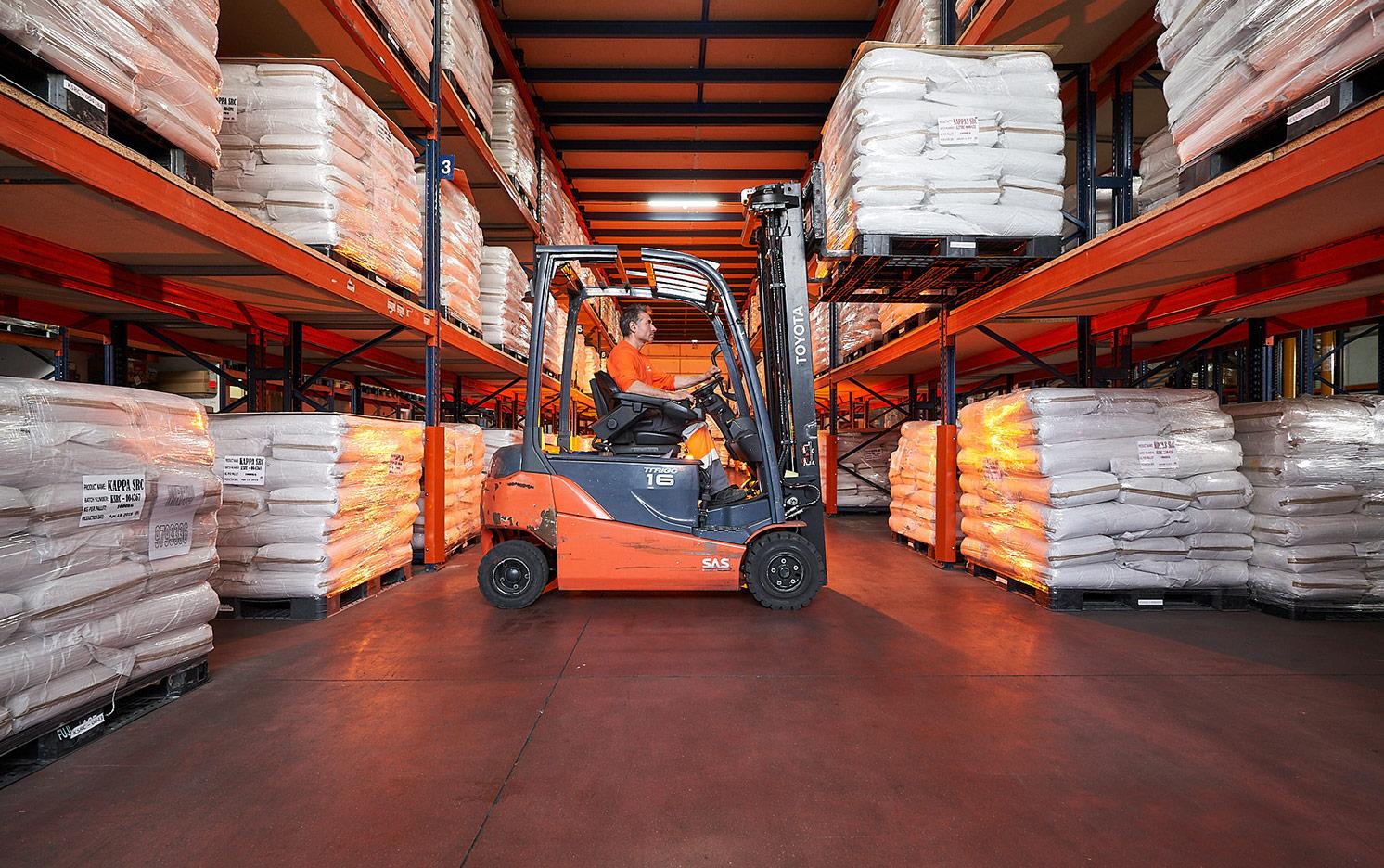 El negocio logístico en Galicia alcanza el 3,9% del PIB