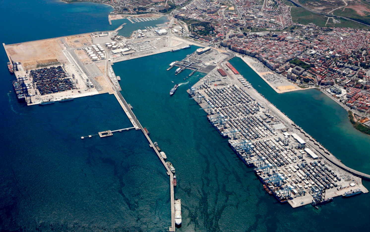 Altrans delegation in Algeciras breaks records